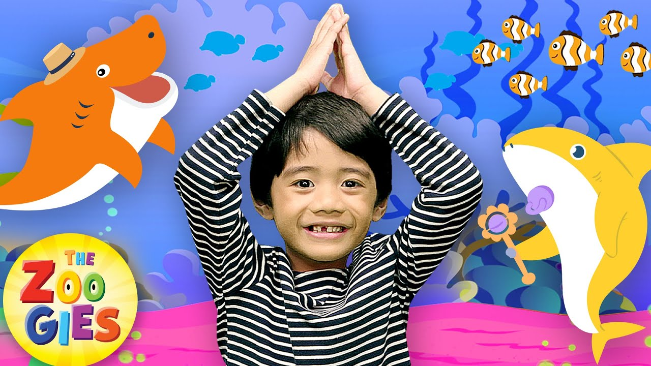 The Zoogies - Baby Shark Dance   Nursery Rhymes & Kids ...