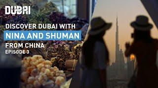 Chasing sunsets in Dubai with Nina and Shuman: Episode 3 | Visit Dubai