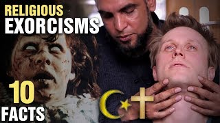 10 Religions That Perform Exorcisms