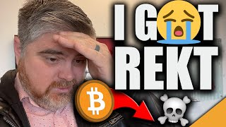 BitBoy Gets REKT (#1 BIGGEST Mistake Bitcoin Traders Make)