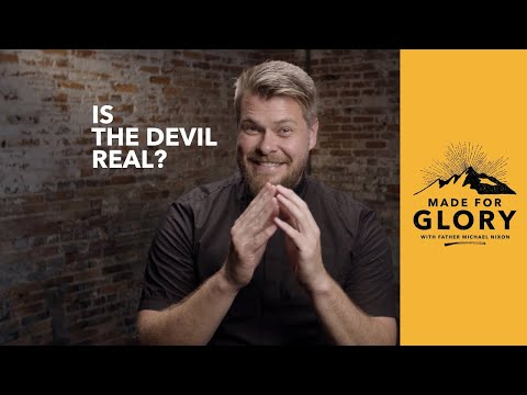 Made for Glory // Is the Devil Real?