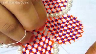 Hand Embroidery: Beadwork Design