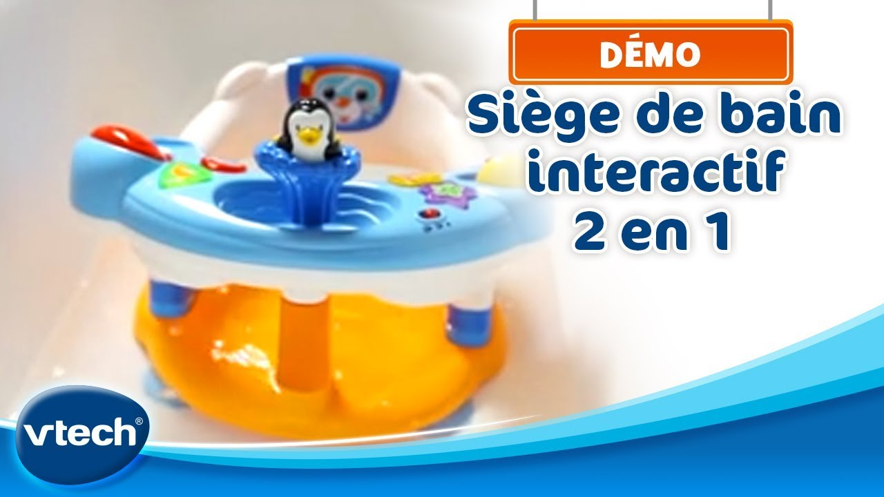 si ge de bain interactif 2 en 1 un si ge de bain avec. Black Bedroom Furniture Sets. Home Design Ideas