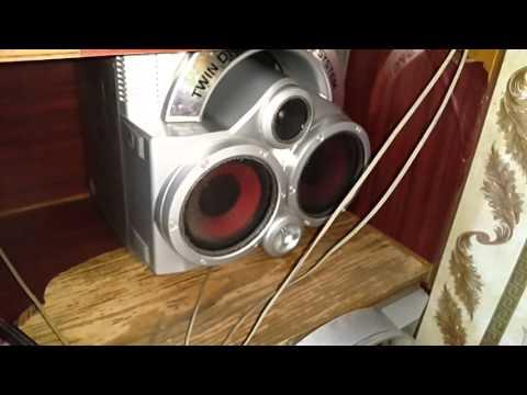 Aiwa Jax-n5 Bass Tester