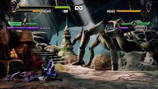 Hisako - (New) Double Ultra Ender Mix-up (Killer Instinct)