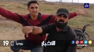 إبراهيم أبو ثريا الشاهد على وحشية الاحتلال والشهيد من اجل القدس