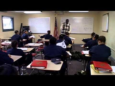 Alaska Military Youth Academy - Take the ChalleNGe!