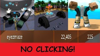 How to get strong in ROBLOX weight lifting or boxing simulator 2 without any effort