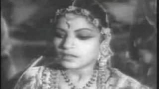 Meera (1947): He harey dayala ... murali mohana sanwarey