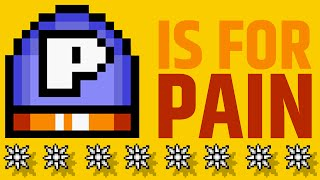 Super Mario Maker Hardest Levels - P is for Pain - Let's Play