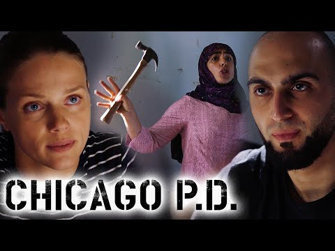 Terror Wife Takes A Bullet For Her Husband | Chicago P.D.