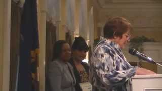 Awards Breakfast 2014 - Schenectady County Human Rights Commission