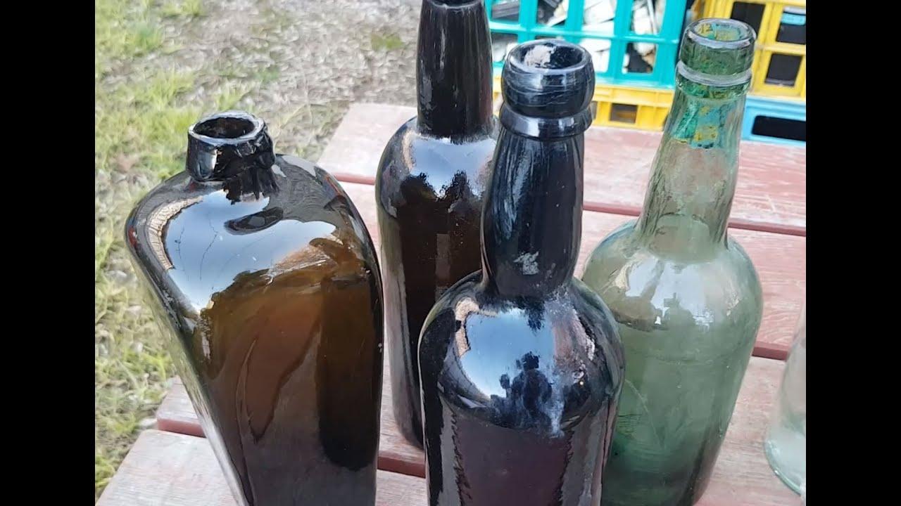 Bottles dating pickaxe Mending in