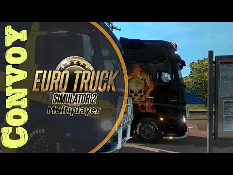 🚚Euro Truck Simulator 2 Multiplayer🔴EU 2🔴Milano - Calais🔴