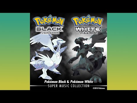 Pokémon Black & White - Driftveil City