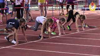 Athletics (sport) / Первенство СДЮШОР ЦСКА по легкой атлетике. 25 - 26 февраля 2014 Москва