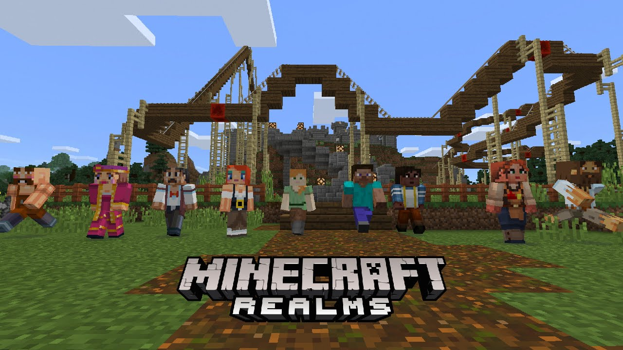 Minecraft Realms review: Infinite procedural fun held back by weak