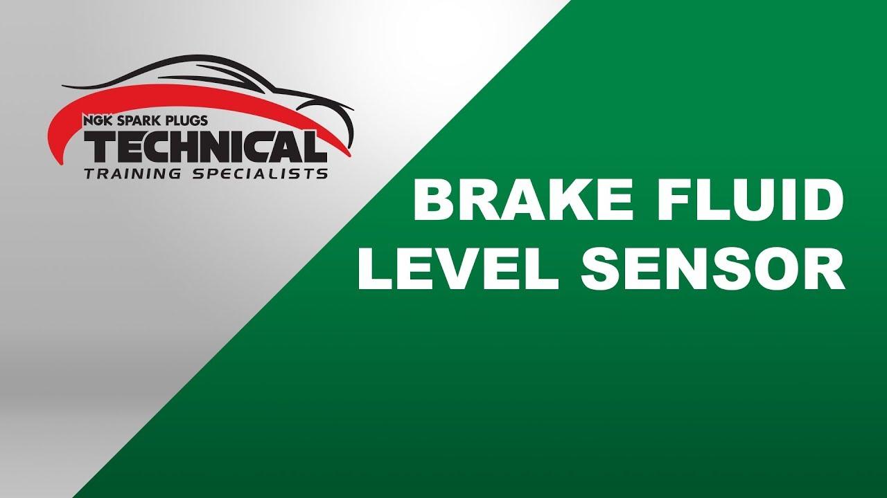 Ntk Brake Fluid Level Sensor Youtube