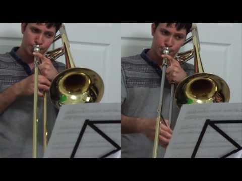 A Song For Japan (Trombone Duet)