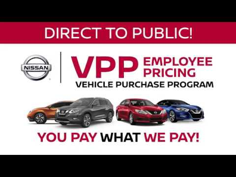 Nissan Employee Vehicle Lease Program Motor Vehicles