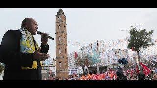 Cumhurbaşkanımız Erdoğan, Siirt Mitingi'nde konuştu