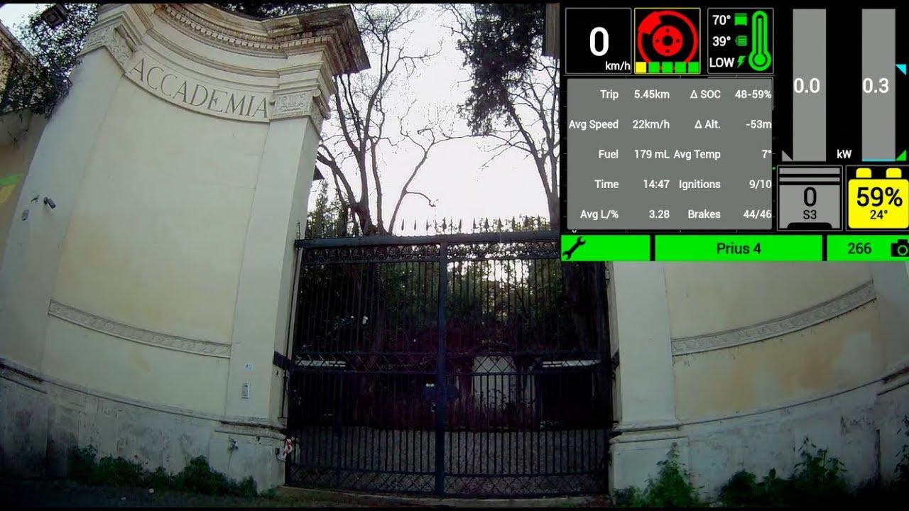 Gen4 Prius: Custom PIDs for Torque (Android App) with formulas