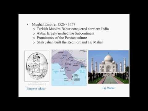 GEOG333 Lecture: Culture and History of South Asia 2