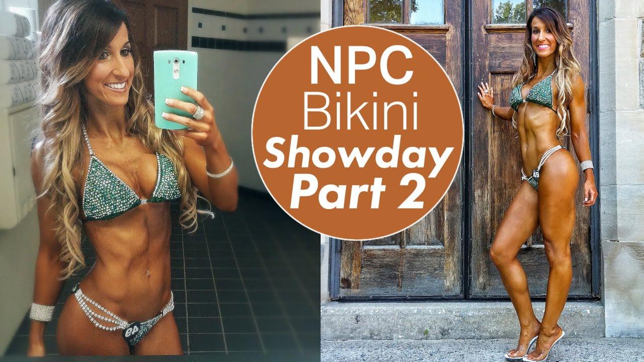 Kara shows bikini