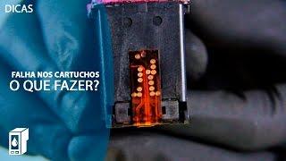 FALHA DO CARTUCHO DE TINTA | O QUE FAZER?  VALEJET.COM
