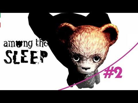 AMONG The Sleep / 2 ✿ / PS4 Gameplay ITA / Home, Playground