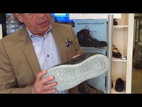 chaussures de securite basse puma rio s3