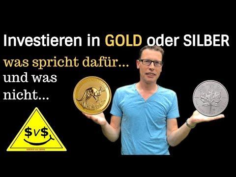 Investieren In Gold Oder Silber Kein Vermögensaufbau Aber Vermögenserhalt