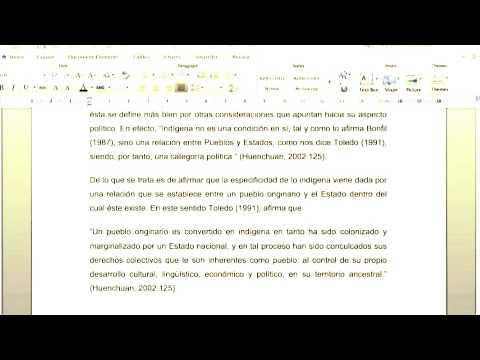 Como hacer una cita de internet en un ensayo