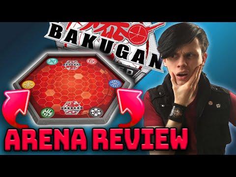 Bakugan Arena Review!!!   -  Jett's Baku-Mystery Unboxings  |  Bakugan Battle Planet