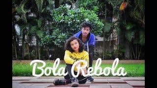 Bola Rebola song dance cover choreography (ROHIT KUMAR)
