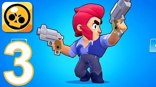 Brawl Stars - Gameplay Walkthrough Part 3 - Colt (iOS, Android)