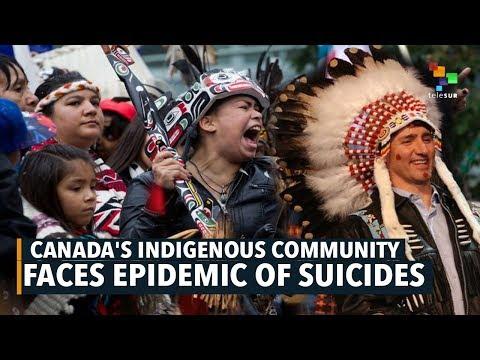 Canada's Indigenous Community Faces Epidemic of Suicides