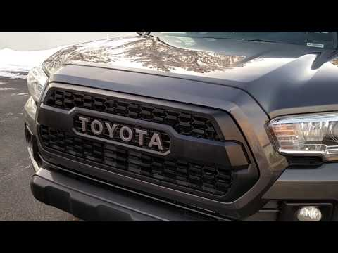 2016 Toyota Tacoma Simple Modifications TRD Off-road