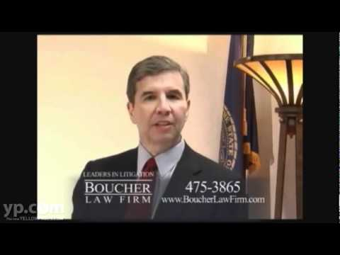 The Boucher Law Firm | Personal Injury | Lincoln, NE