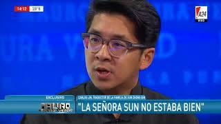 APARECIÓ SUN, LA CHINA PERDIDA - EN EXCLUSIVA EL VOCERO DE LA FAMILIA CON MAURO VIALE