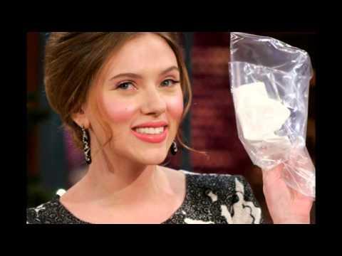 Scarlett Johansson's used tissue sold for $5,300 in eBay