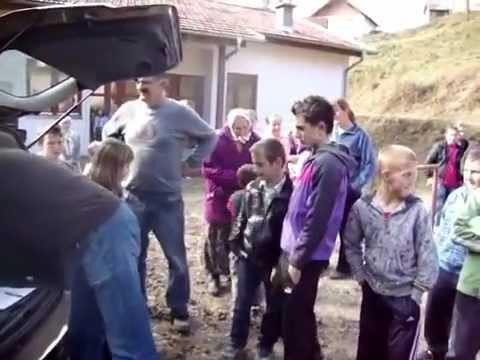 Muslim Village Bosnia Hercegovina