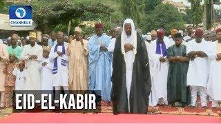 Muslim Faithful Across The North Celebrate Eid-El-Kabir