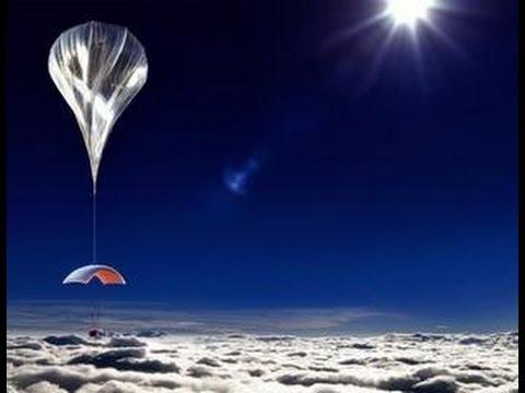 Tomorrow Daily - 008: Sub-orbital space capsules, Wi-Fi light art, and more