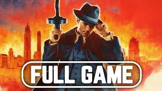MAFIA DEFINITIVE EDITION Gameplay Walkthrough Full Game No Commentary MAFIA 1 REMAKE