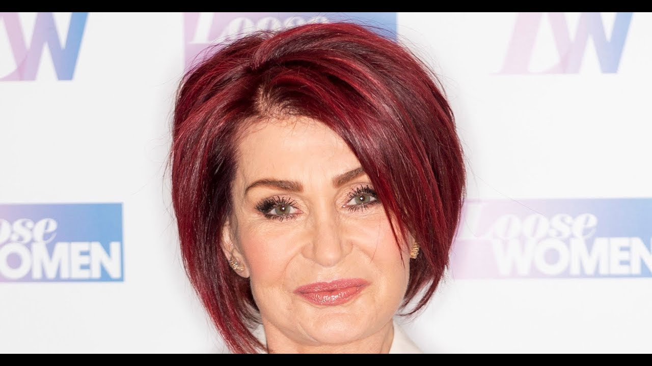 Sharon Osbourne debuts dramatic 'platinum blonde' transformation ...
