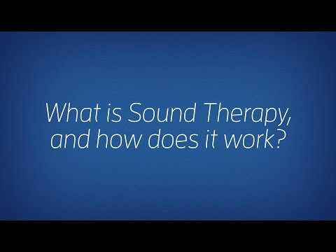 What Is Sound Therapy For Tinnitus?