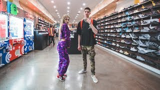 Turning an Instagram Model into A Hypebeast!