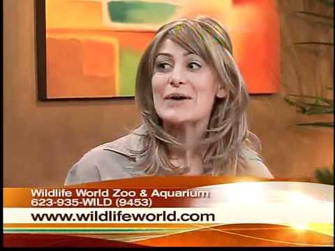 Wildlife World Zoo & Aquarium gives back