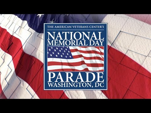 The 2017 National Memorial Day Parade